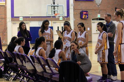 Girls basketball: Team falls to Milpitas Trojans after neck and neck game
