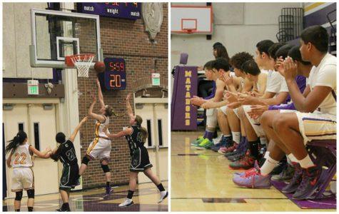Basketball faces Lynbrook HS