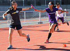 Track and field: Subteams gives players specialized attention respective of their events