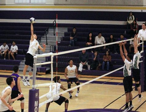 Boys volleyball: Team beats Harker Eagles in straight sets
