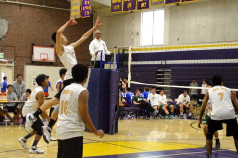 Live blog: Boys volleyball vs. Willow Glen High School