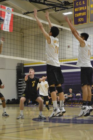 Game GIFs: Boys volleyball defeats Spartans for the first time in eight years