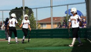 Softball: MVHS win earns team first place spot in division