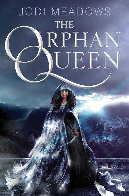The+cover+of+%E2%80%9CThe+Orphan+Queen%E2%80%9D+by+Jodi+Meadows+features+the+protagonist+Princess+Wilhelmina+cloaked+in+flowing+silver+and+standing+before+the+mirrored+city%3A+Skyvale+of+the+Indigo+Kingdom%2C+the+setting+of+nighttime+exploits+and+court+intrigue+in+%E2%80%9CThe+Orphan+Queen.%E2%80%9D+The+exquisitely+designed+cover+and+lush+illustrations+fail+to+reflect+Meadows%E2%80%99+thin+worldbuilding.+Image+taken+from+HarperCollins+Publishers.