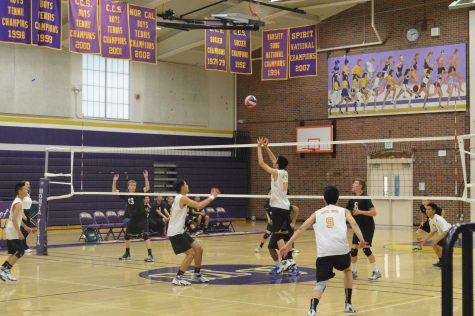 Live blog: Boys volleyball vs. Deer Valley HS