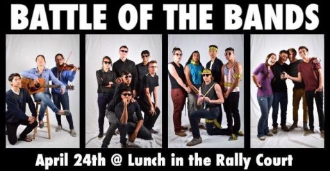 Sneak Peak of the Battle of the Bands