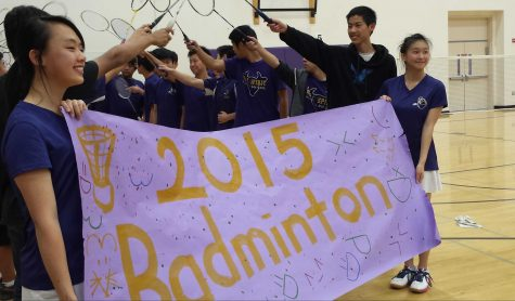 Badminton: Senior night dawns with 26-4 victory over Palo Alto High School