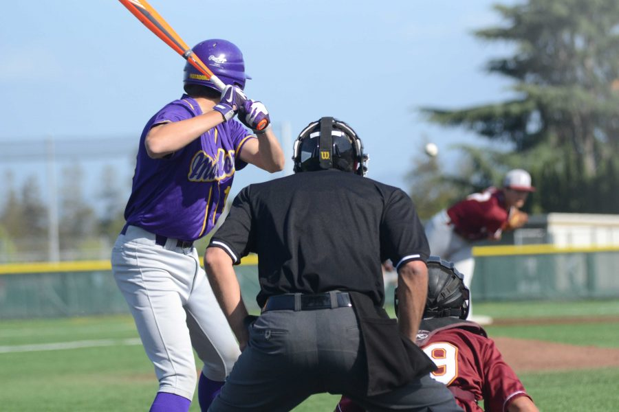 CCS+Division+I+playoffs+quarterfinals%3A+Boys+Baseball+Vs.+Sequoia+LiveBlog