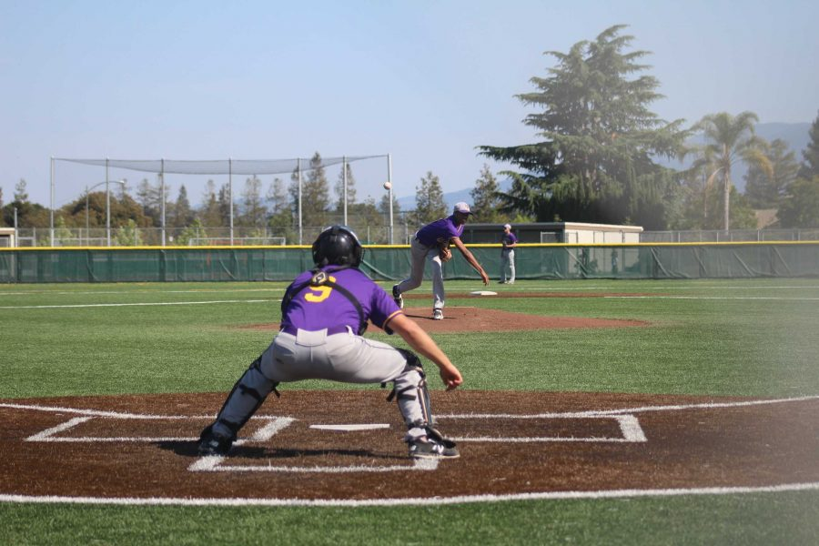 Baseball: Radio Broadcast v. Cupertino high school