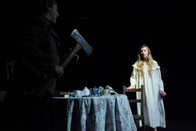 """Drama's """"Blood Relations"""" chills the blood with the Lizzie Borden Case"""