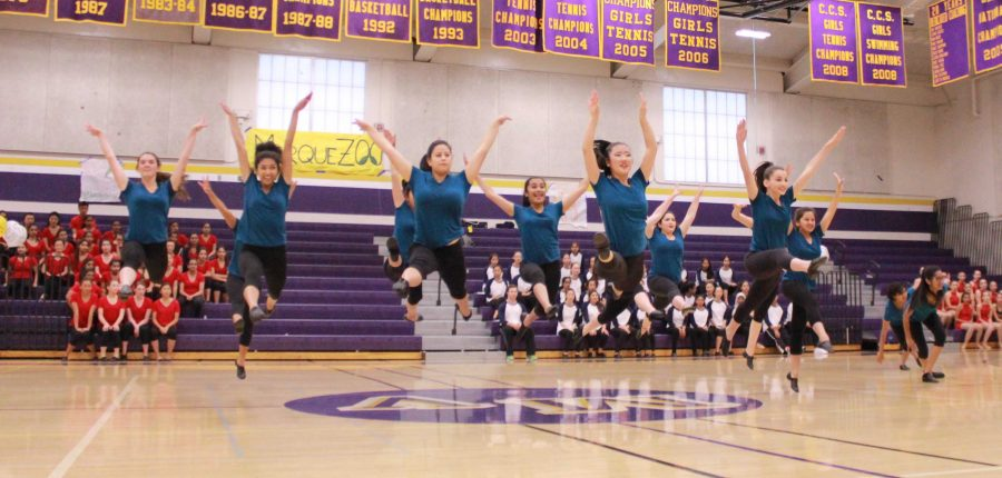 Photo gallery: Monta Vista Dance Team performs for the final time this year