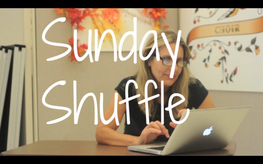 Sunday Shuffle: Senior Kevin Wang and Shari Summers