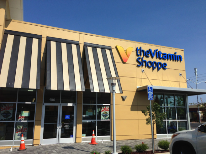 Opening Of Vitamin Shoppe Sparks Conversation About Leading