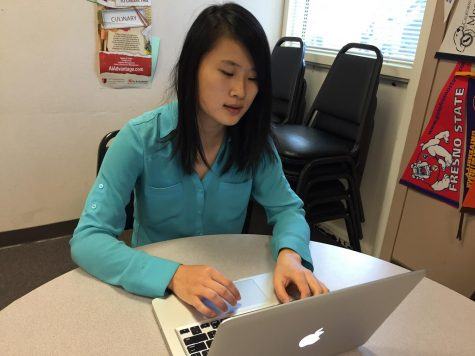 Recovery stories: Junior Carol Wang reprograms herself after Girls Who Code ends