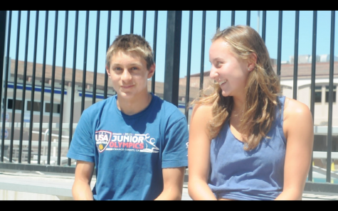 Deacon siblings share passion for water polo