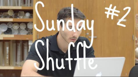 Sunday Shuffle: Sophomore Sarah Harb and Kyle Jones