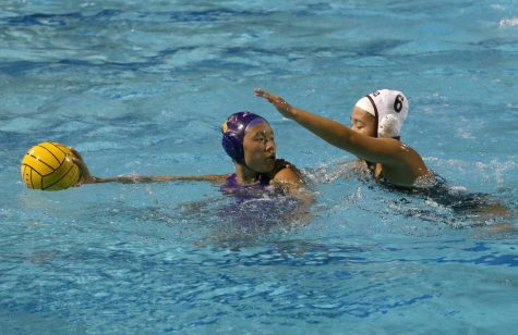 Photo Gallery :Girls water polo loses 15-8 in intense match against Cupertino High School