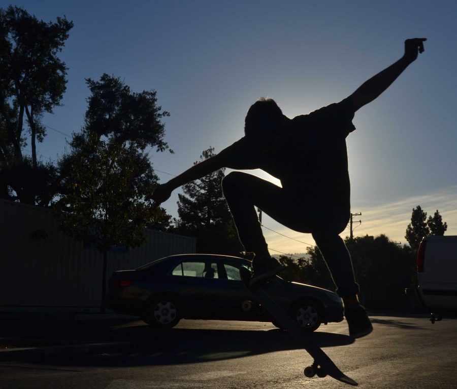 Skate of mind: Students discuss the role of skateboarding in their lives