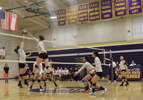 Girls volleyball: Team looks to maintain success in higher league