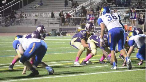 Liveblog: Football vs. Mountain View HS