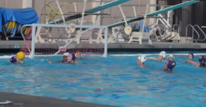 Game GIFs: Girls water polo secures close victory over Homestead HS 10-8