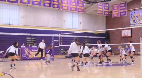 Game GIFs: Top five plays of girls volleyball win against Santa Clara HS
