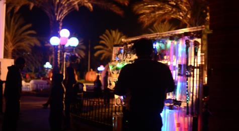Behind the scenes at the Halloween Haunt