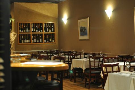 Restaurant Roulette: Café Torre