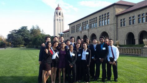 MUN takes home multiple awards at Stanford conference