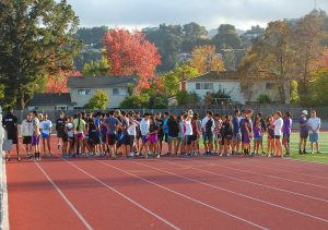 A runner's journey through cross country