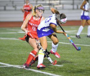 Field hockey: Team falls short to Saratoga High School on senior night