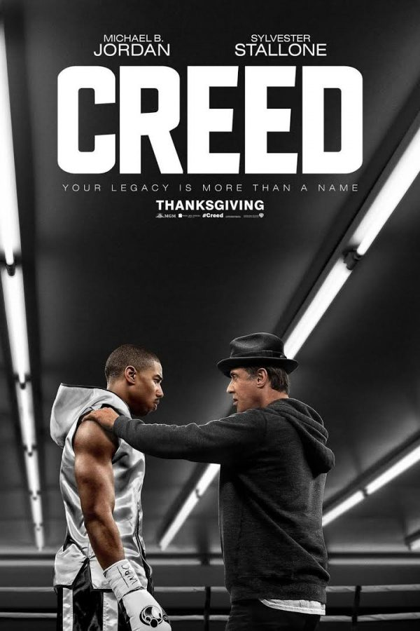 Caption: Creed movie poster. Source: Photo by Warner Bros. / Metro Goldwyn-Mayer