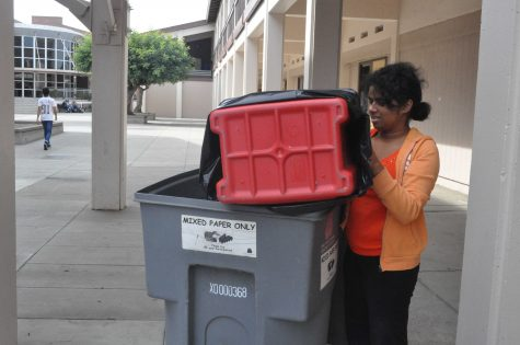 Students in Special Education learn life skills through recycling program