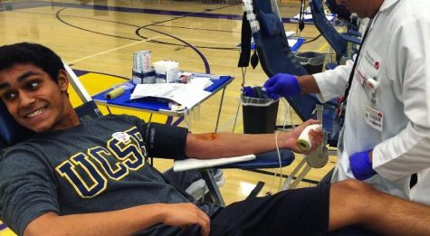 Leadership holds Thanksgiving blood drive to inspire Matadors for holiday season