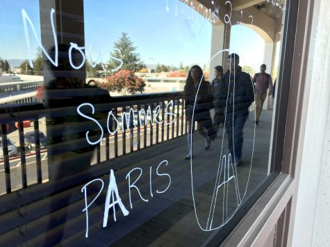 Campus response to aftermath of the Paris attacks