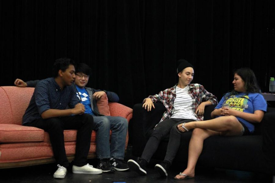A conversation about The Laramie Project, Drama's latest production