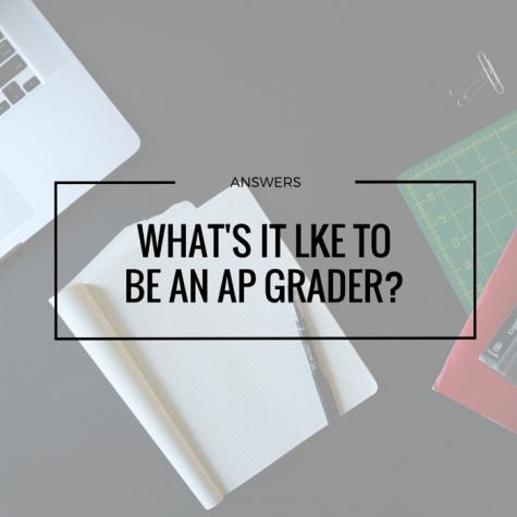 Answers: What's it like to be an AP grader?