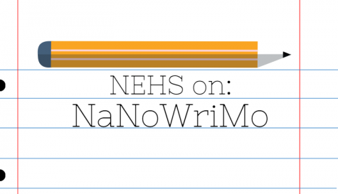 NEHS officers give insight on NaNoWriMo