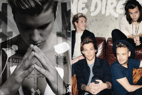 Album comparison: One Direction's Made in the A.M. vs. Justin Bieber's Purpose