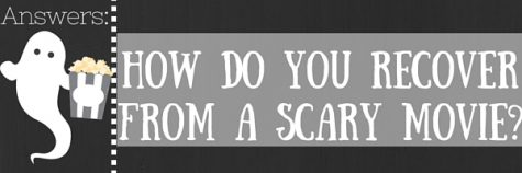 Answers: How do you recover from a scary movie?