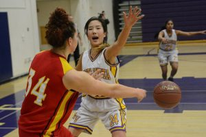 Girls basketball: Team trails behind dominant Mills HS