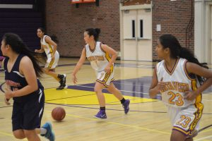 Girls basketball: Team falls 58-35 to Independence HS