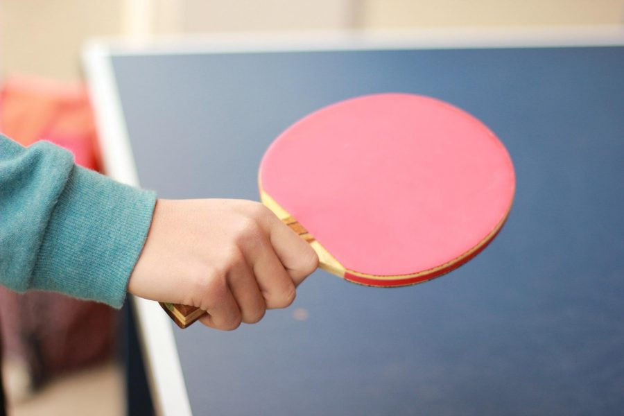 Going Clubbing: Table Tennis