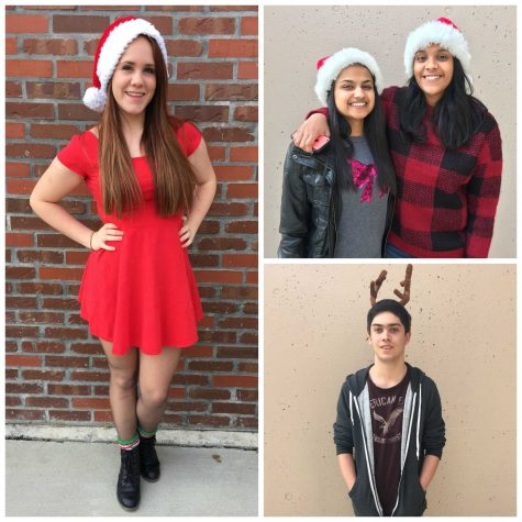Santa hats, ugly sweaters and reindeer antlers