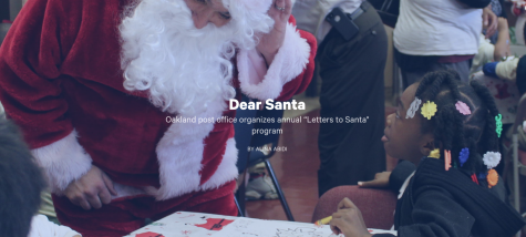 Dear Santa: Letters from the Post Office