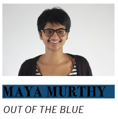 Out of the Blue: Could you do me a favor?