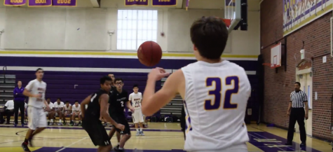 Highlight Reel: Boys basketball hangs on to defeat the Harker Eagles