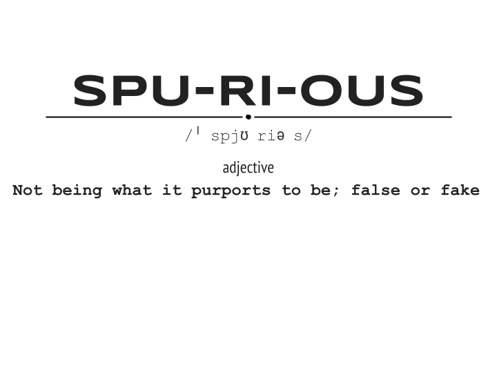 Spurious%3A+Students+adopt+alternative+identities