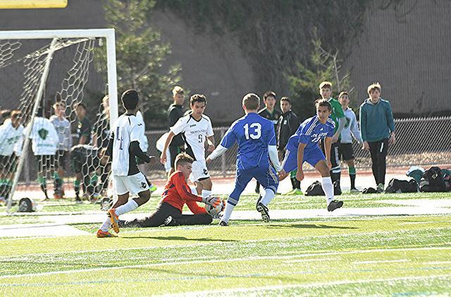 Preseason: Boys varsity soccer find success in playstyle