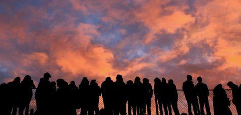 Leadership hosts Senior Sunrise to kick off second semester